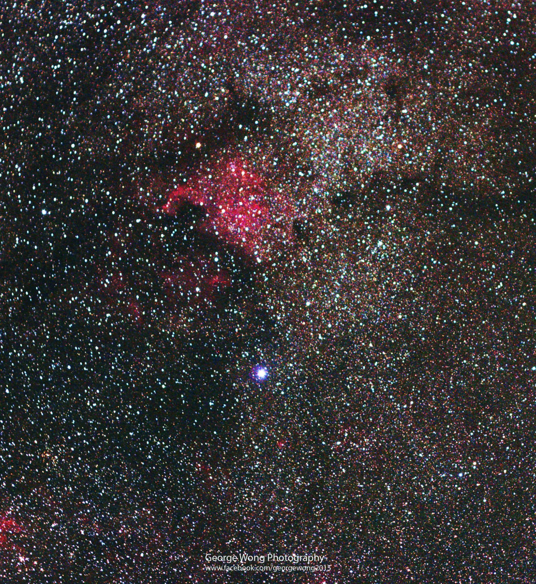 星途8-第一次影深空天體(DSO)- 2014-07-28