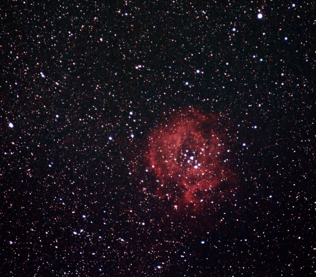 NGC2237玫瑰星雲