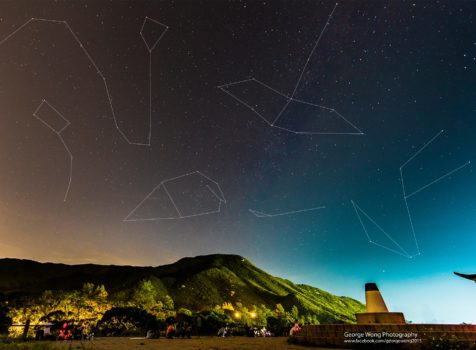 香港觀星和影星地點推介