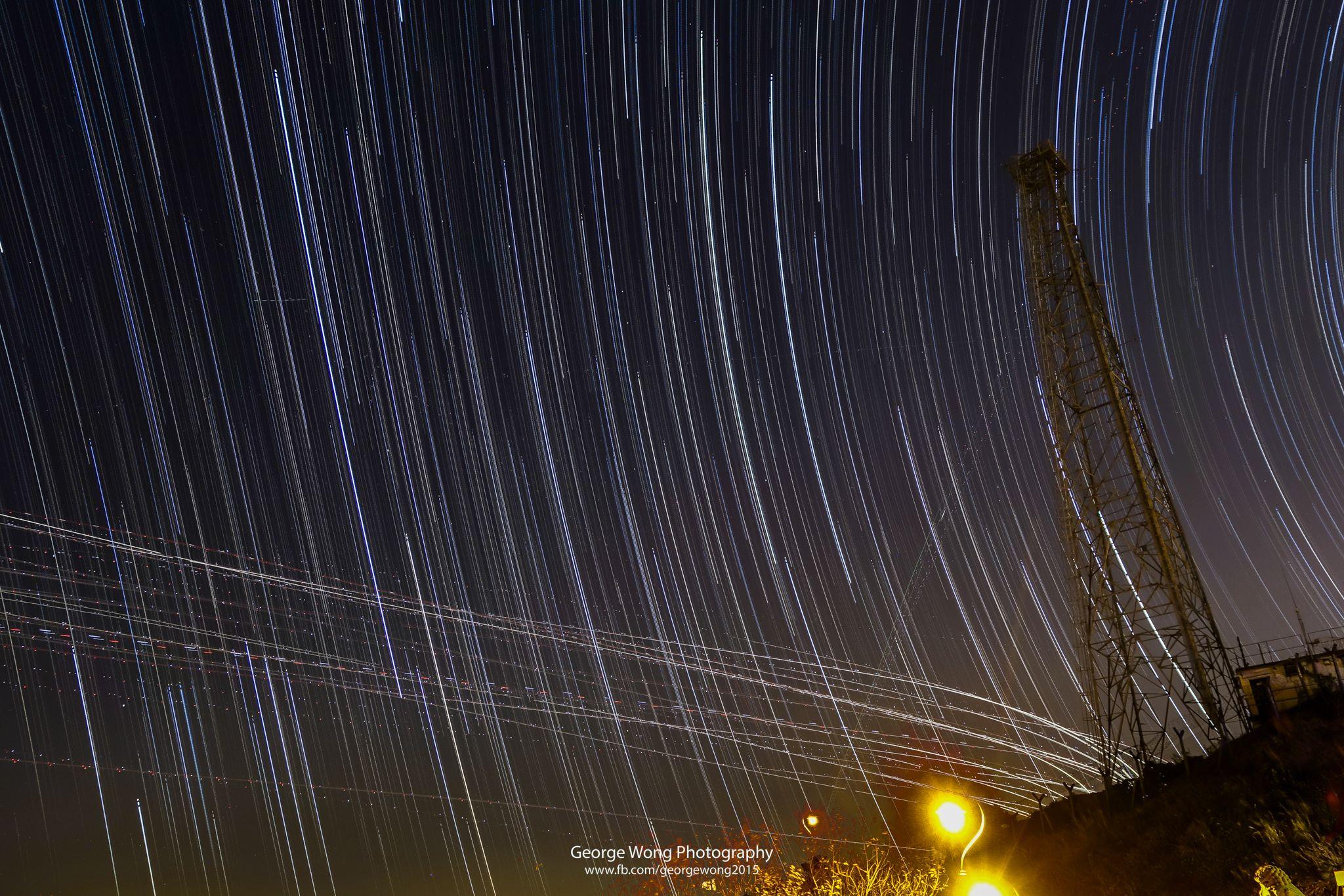 山頂公園星流跡,約2小時