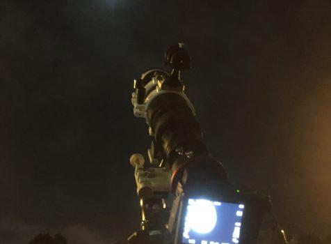 星途27 – 使用afocal方法拍攝月球 – 2016 Feb