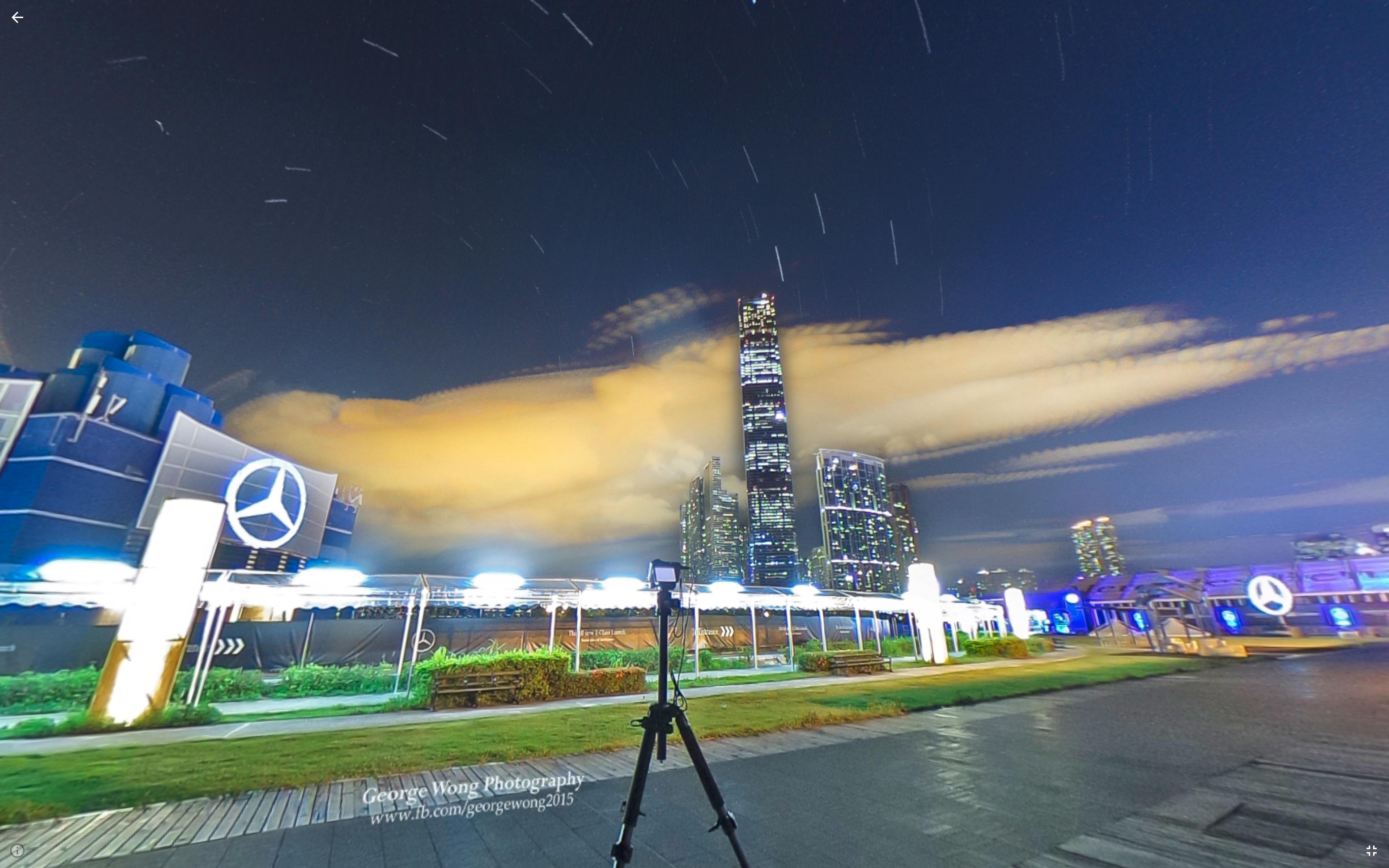 星途30 – 使用360相機拍攝星空 – 2016 Summer