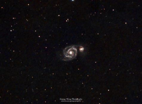 星途31:使用Borg天文鏡的長焦setup- 2017 April